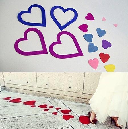 Романтический сюрприз для любимого