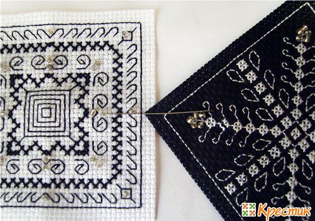 Как сшивать бискорню