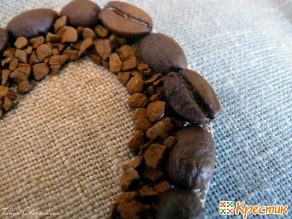 Кофе для декора