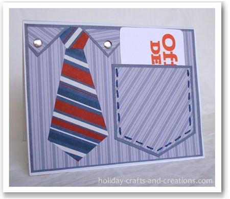 Открытка-рубашка