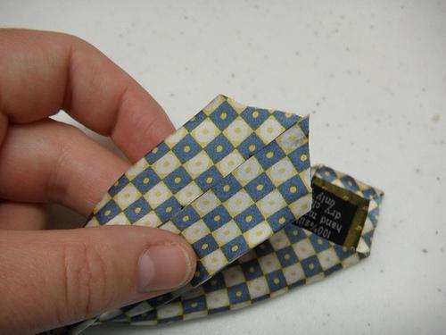 Брелок из ткани своими руками