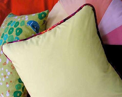Окантовка подушки