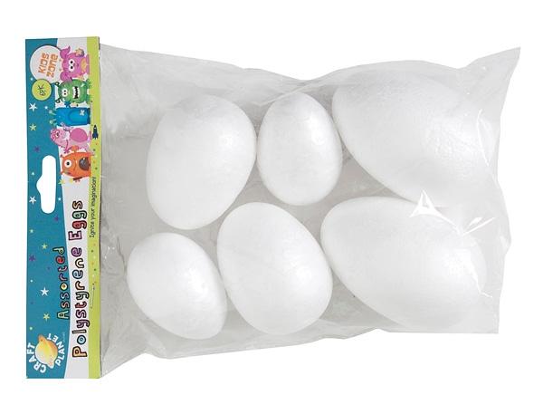 Заготовка яйца из пенопласта