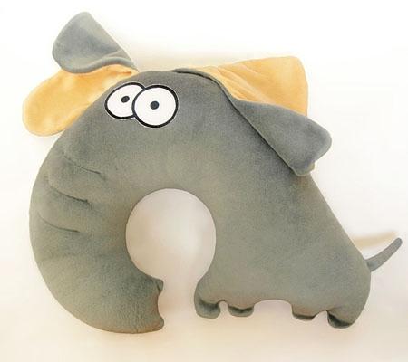 Подушка-игрушка Слон