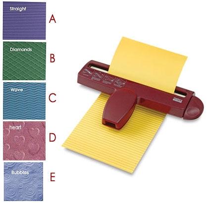 Кримпер для бумаги