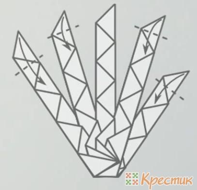 Подгоняем длину пальцев руки