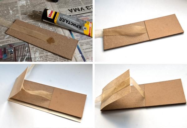 Как сделать ножку для рамки