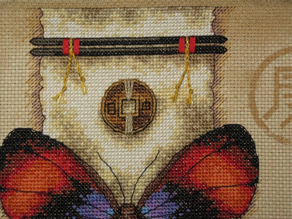 Счетная вышивка крестом
