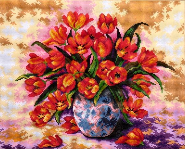 Алмазные тюльпаны