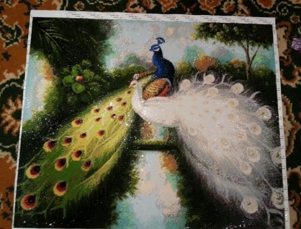 Картины алмазная вышивка фото готовых работ