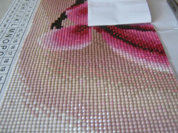 Техника алмазной вышивки