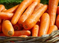 Маска из моркови - хороший способ избавиться от угрей