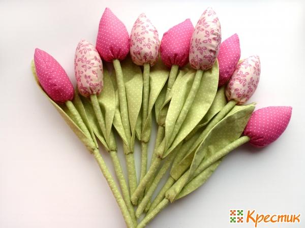 Букет цветов к 8 марта