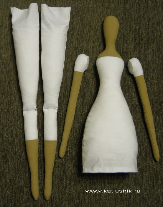 Как сшить куклы тильда своими руками