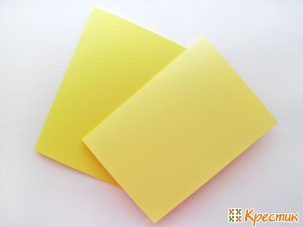 Заготовки из бумаги