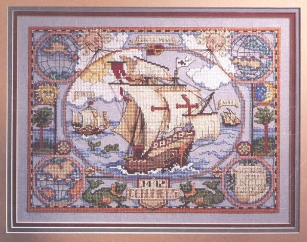 Кругосветное путешествие Колумба