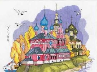 Старый город Углич