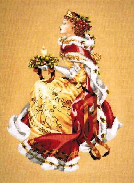 Рождественская королева