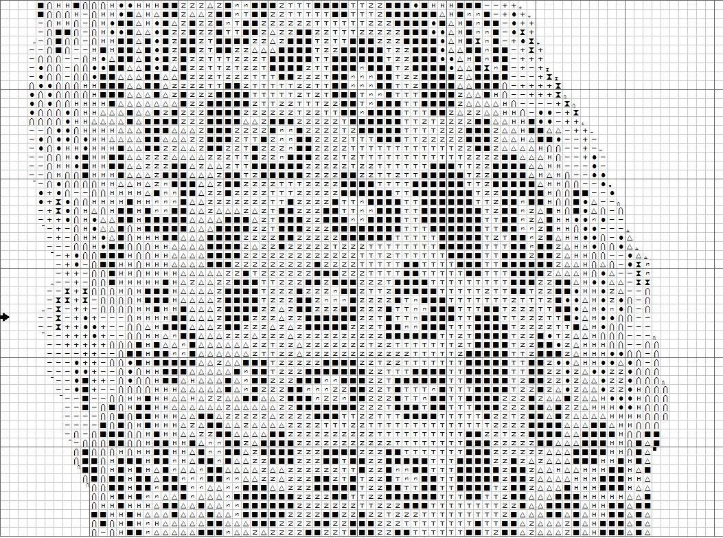 Вышивка крестом леопарды схема 100