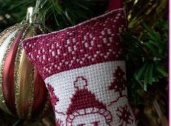 Сапог рождественский