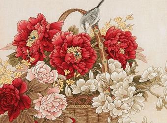 Набор вышивки Xiu Crafts