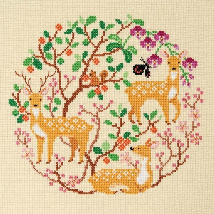 Xiu crafts схемы вышивки
