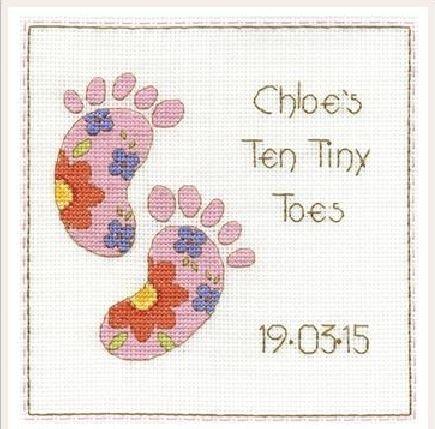 Детские ножки девочки