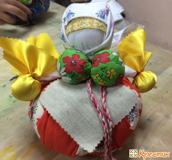 Кукла Кубышка