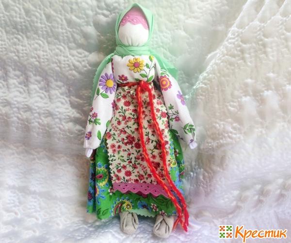 Кукла оберег крупеничка мастер класс