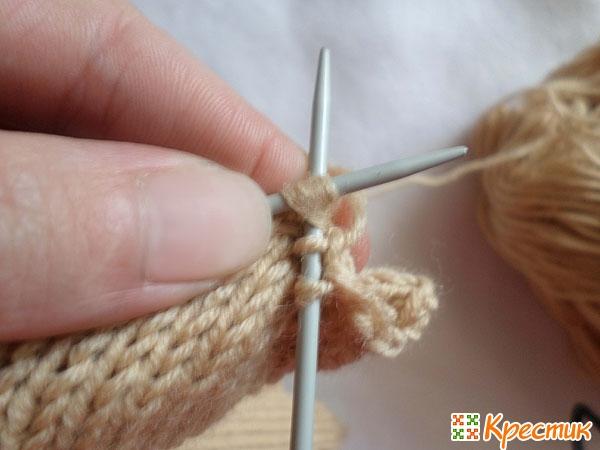 Схемы вязания спицами для детей