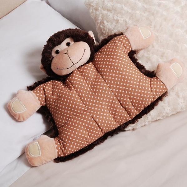 Подушка с обезьяной