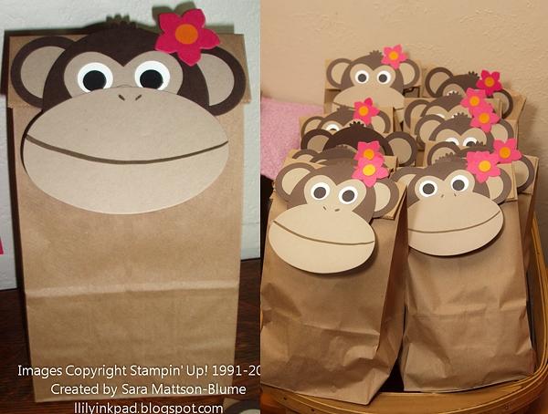 В год обезьяны своими руками