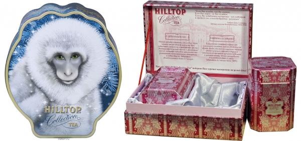 Чайные наборы в подарочных упаковках
