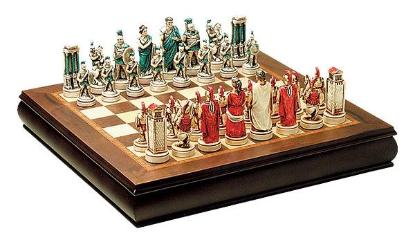 Шахматы в подарок начальнику