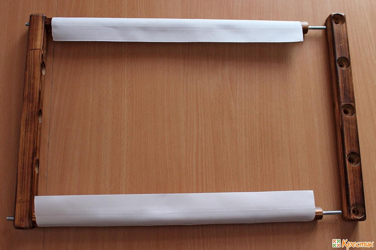 Размер рамы для вышивки