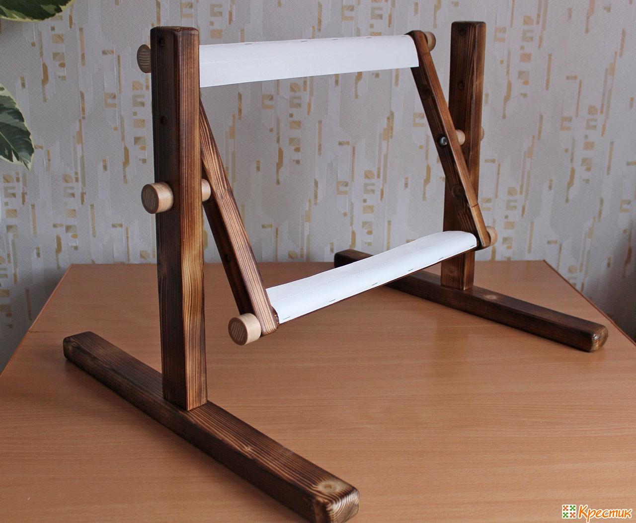 Станки для вышивка крестом своими руками