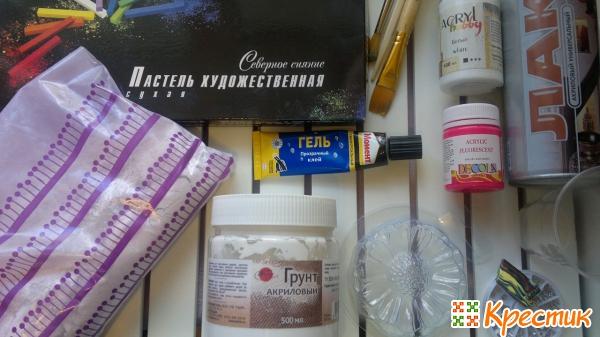 Материалы для создания аромакамня
