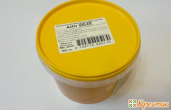 Мыльная основа в контейнере