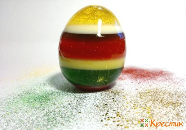 Пасхальное яйцо своими руками