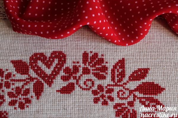 Подбор ткани для салфетки