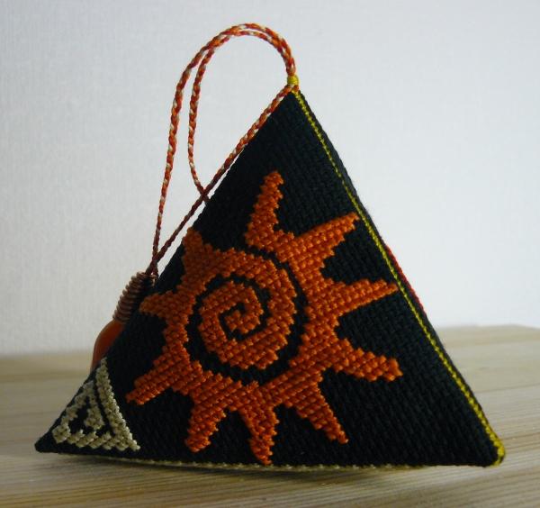 Берлинго с индейским мотивом навахо