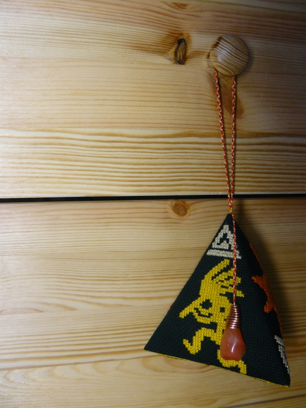 Берлинго вышивка крестом