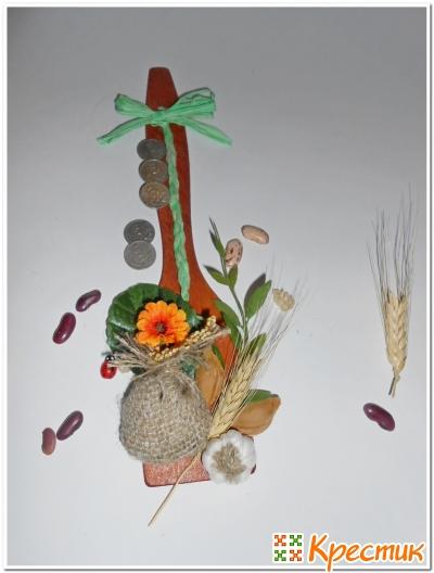 элементы декора для оберега на кухню
