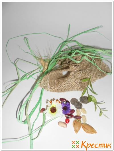 материалы для изготовления кухонного оберега