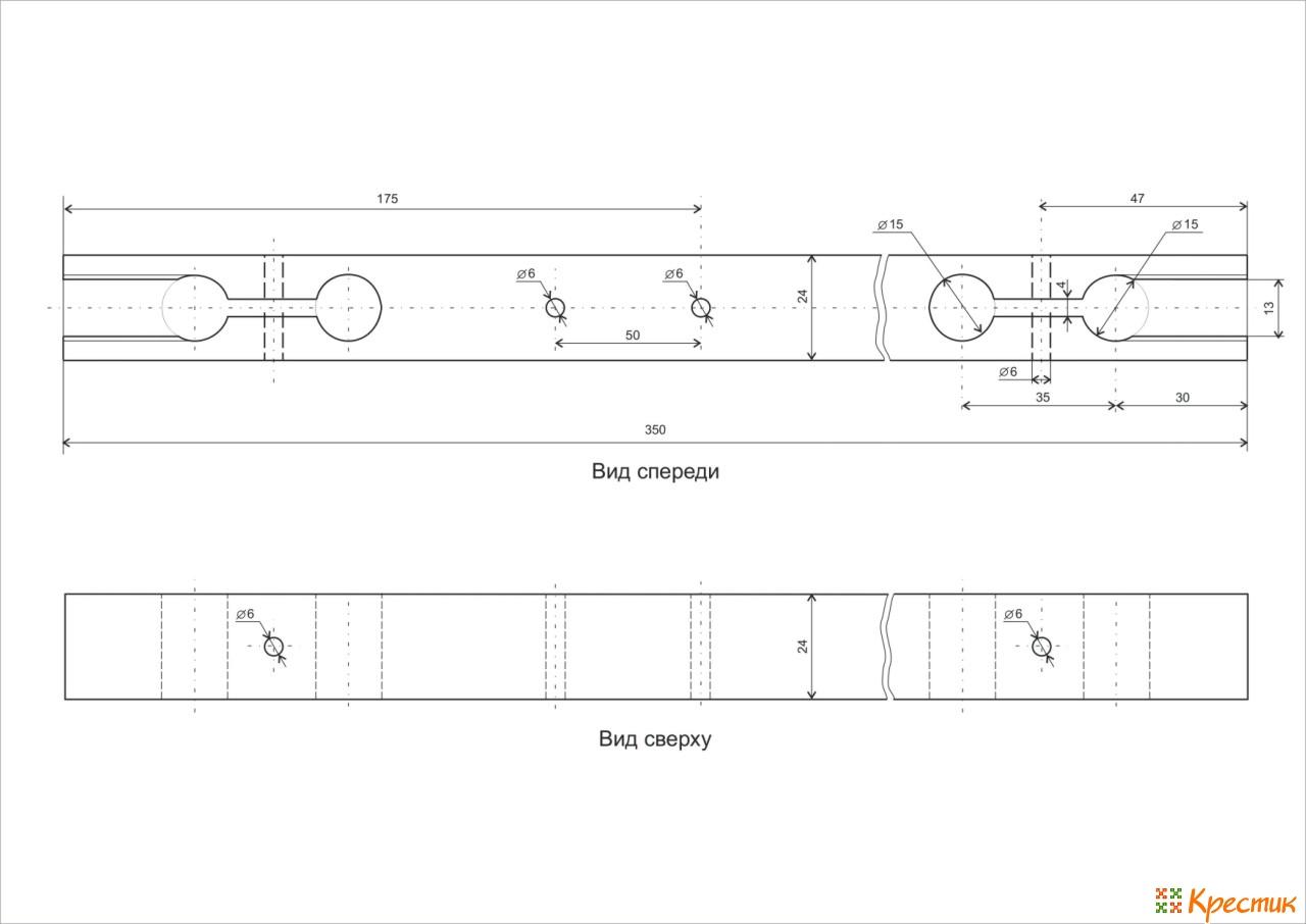 Размеры станка для вышивания своими руками чертеж фото 879