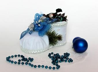 Подарки на Новый год из конфет
