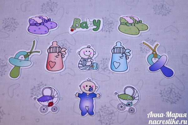 Пуговки для малыша