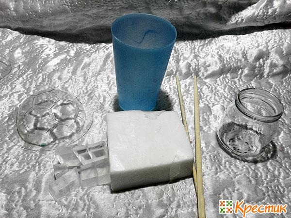 Основа для мыла ручной работы