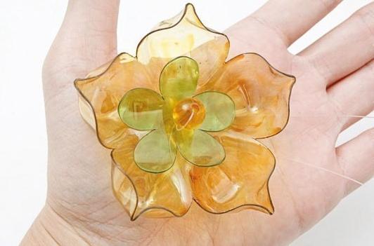 Собранный цветок