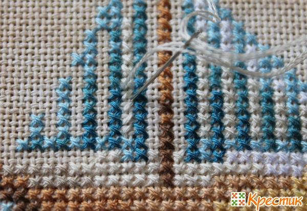 Острые иглы для вышивания